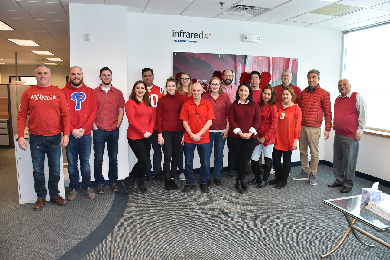 Infraredx team